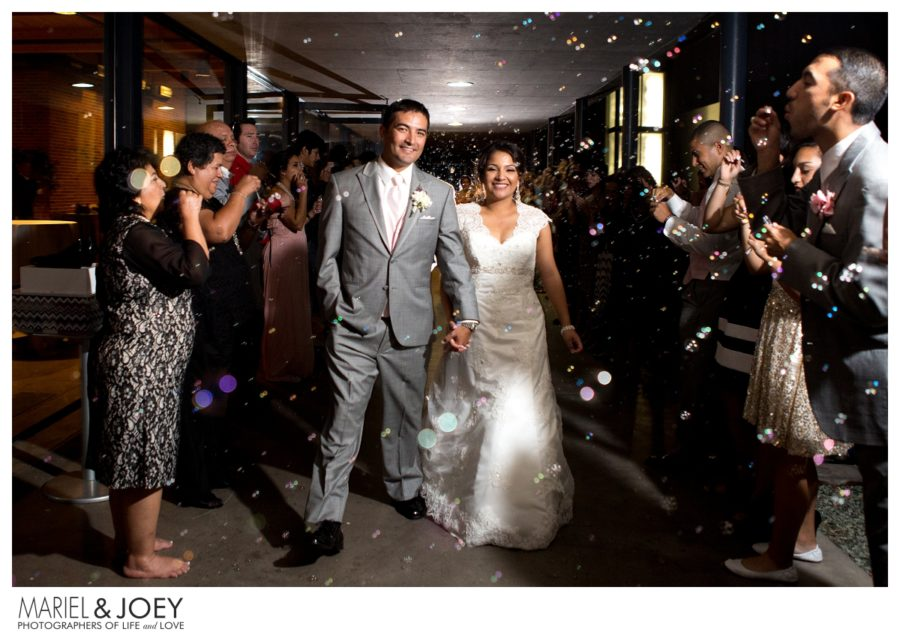 wedding reception at addison event center perla and erick 13