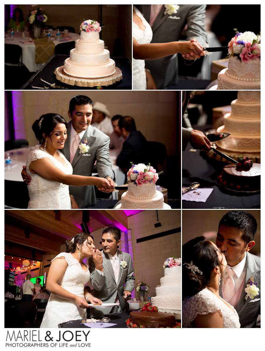 wedding reception at addison event center perla and erick 8
