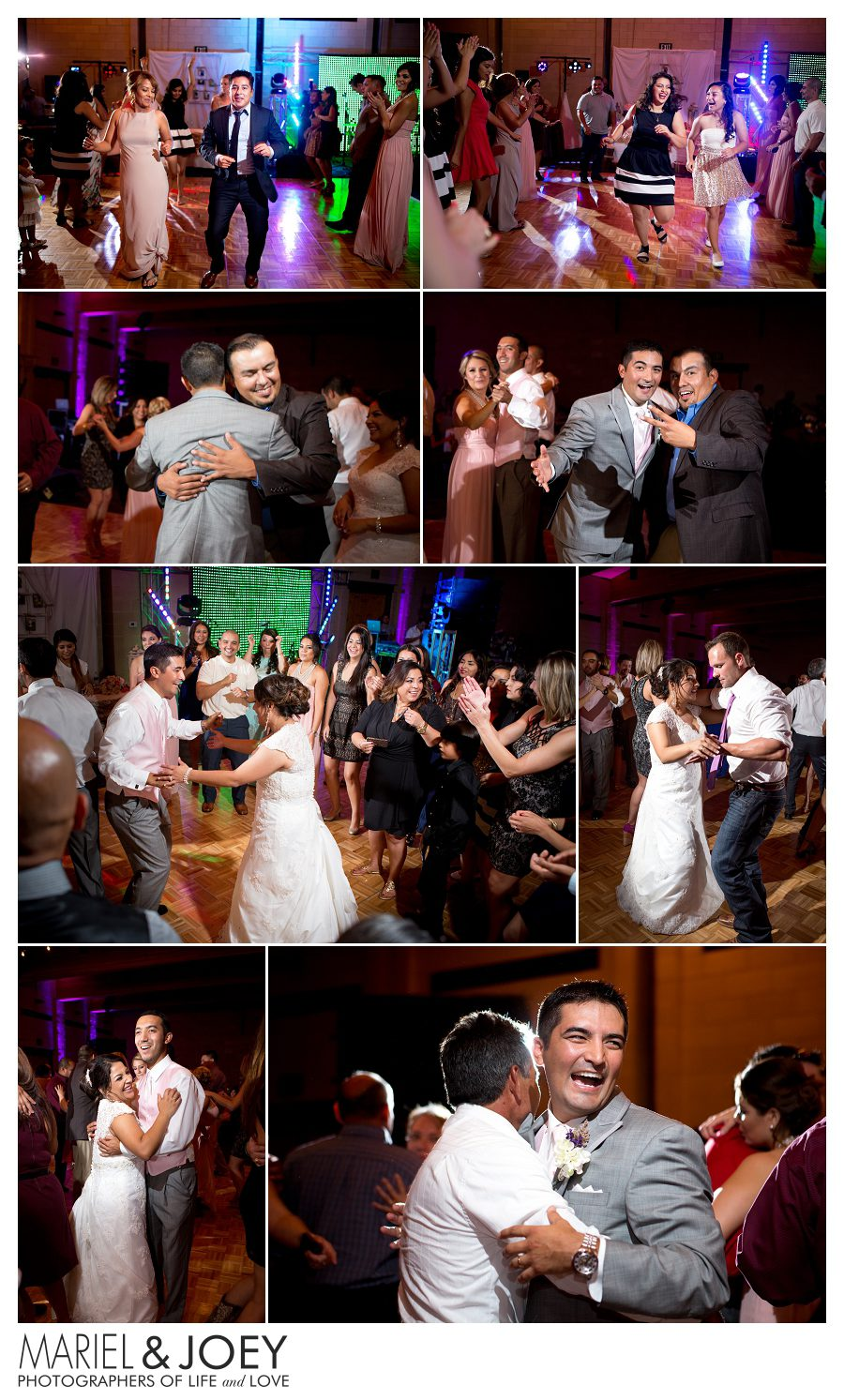 wedding reception at addison event center perla and erick 9