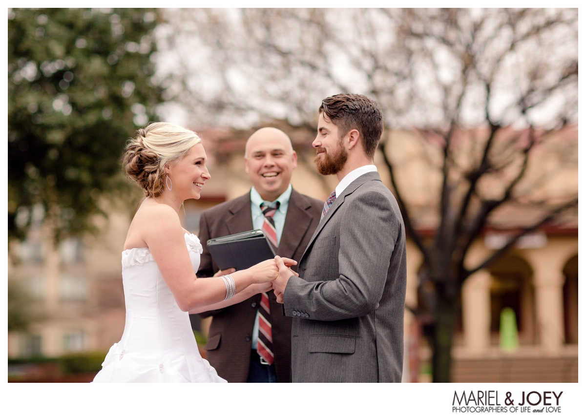 fort worth husband and wife wedding photographer