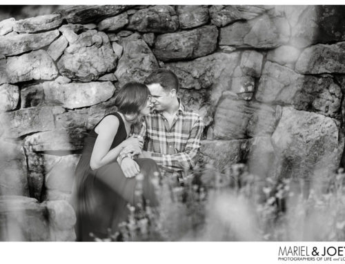 Husband and Wife Dallas Wedding Photographers | One Moment